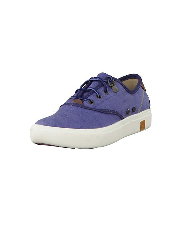 Timberland Sneakers lila