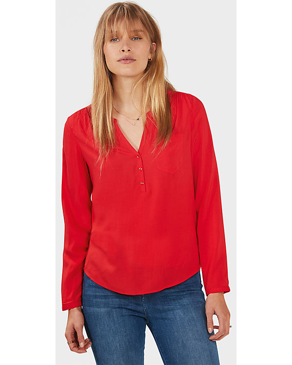 WE Fashion Bluse rot