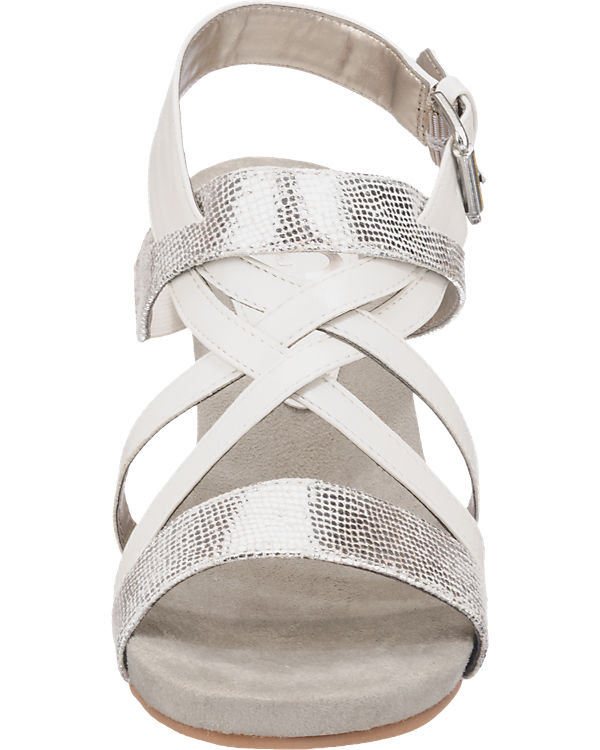 SPM Canai Sandaletten silber