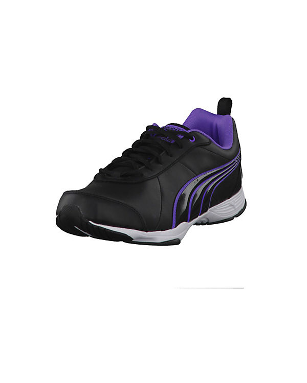 PUMA Sneakers schwarz-kombi