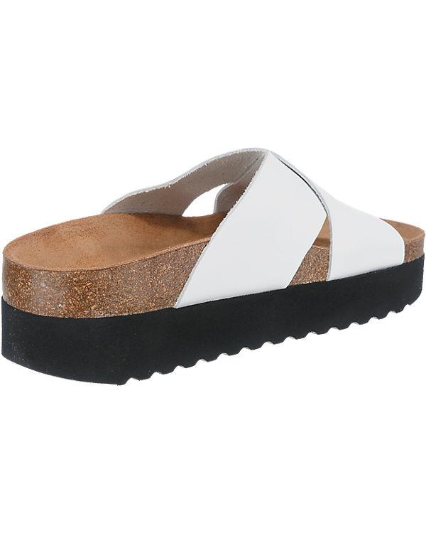 shoe the bear AIKO II Pantoletten weiß