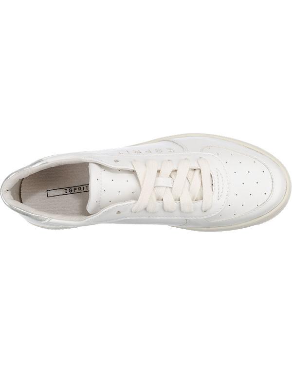 ESPRIT Desire Sneakers weiß