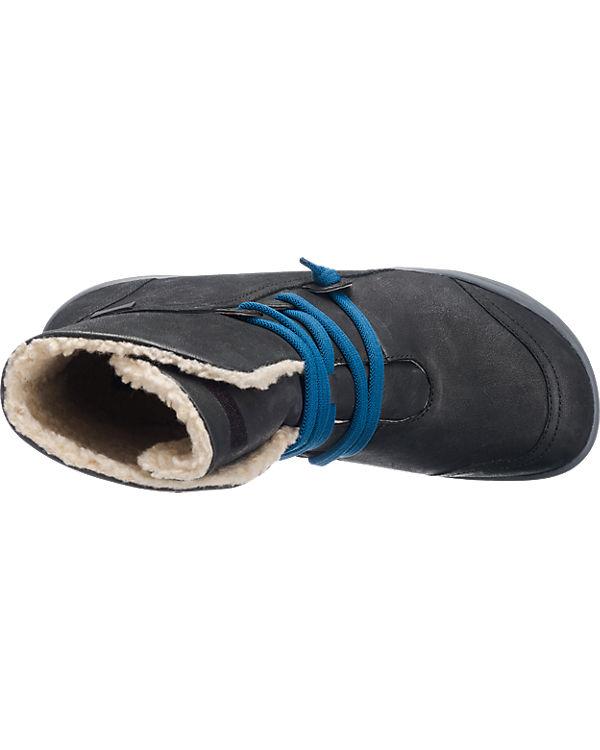Camper Stiefeletten schwarz