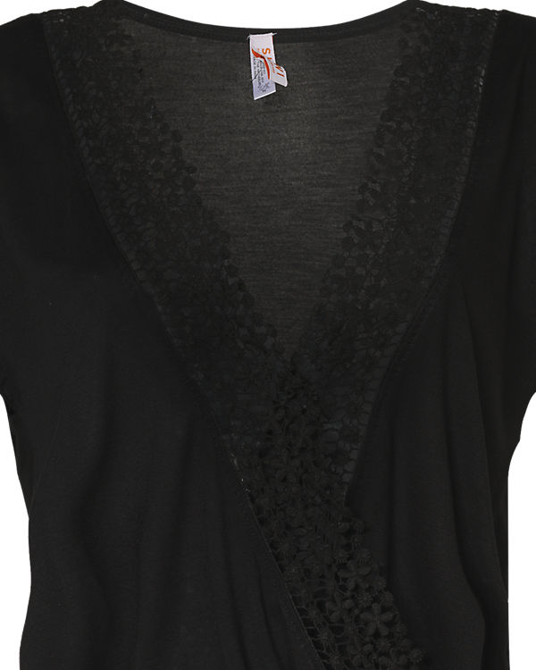 SHIWI Jumpsuit schwarz
