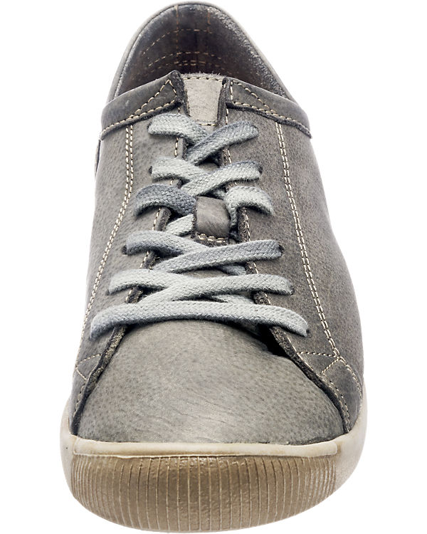 softinos Isla Sneakers grau