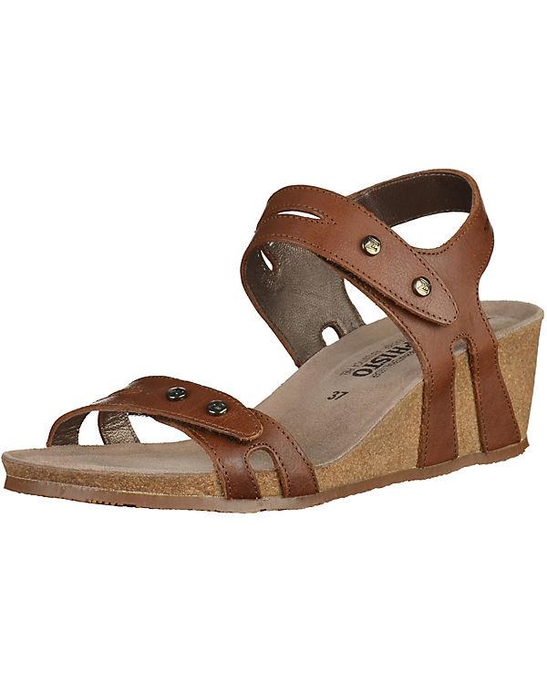 MEPHISTO Sandaletten braun