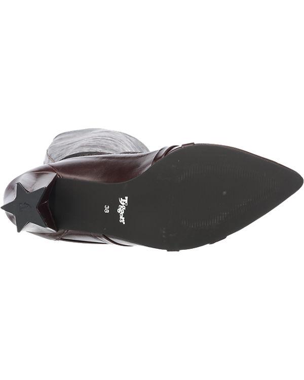 Tiggers® Wega Stiefel braun-kombi