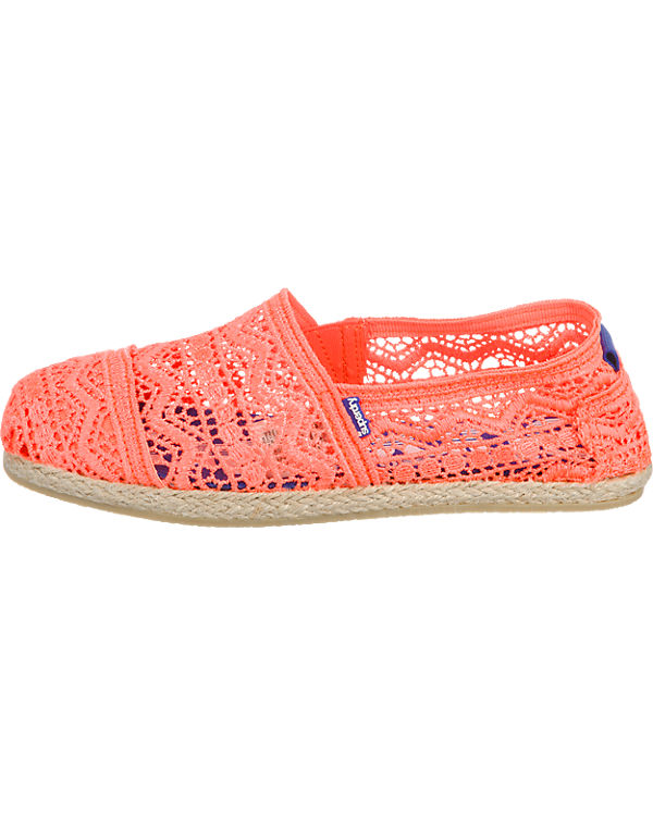 Superdry Jetstream Lace Slipper rosa