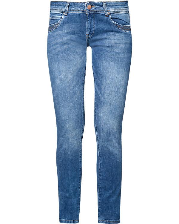 Q/S Jeans Slim blue denim