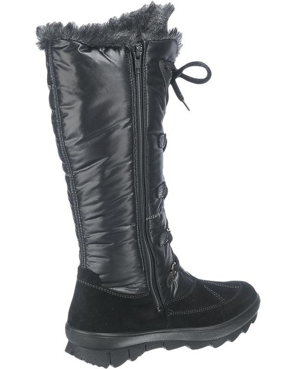 Legero Novara Stiefel schwarz Modell 1