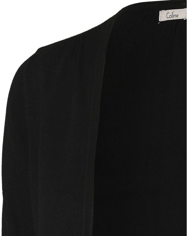 Colline Umstandsstrickjacke schwarz