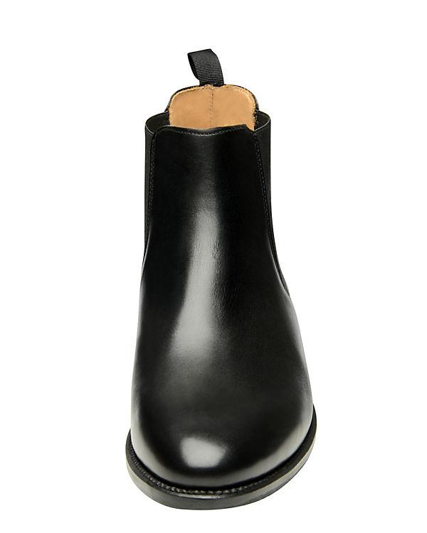 SHOEPASSION No. 200 Stiefeletten schwarz