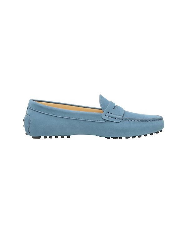 SHOEPASSION No. 45 WM Slipper blau