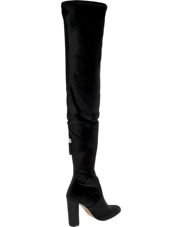 STEVE MADDEN Blazinn Stiefel schwarz