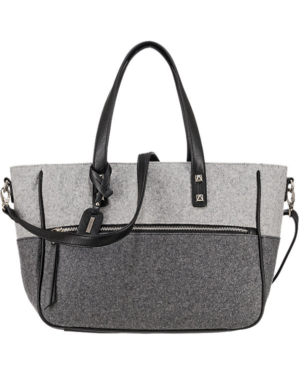 remonte remonte Feltstretch Shopper grau-kombi