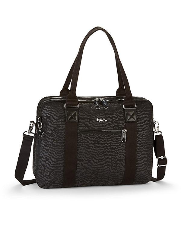 Kipling Basic Plus Neat Schultertasche 39 cm Laptopfach schwarz