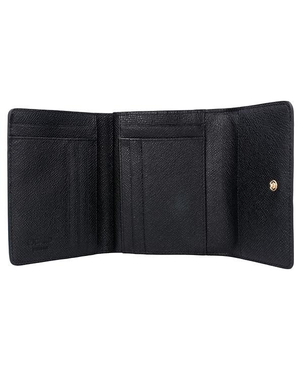 PICARD Miranda Geldbörse Leder 12 cm schwarz