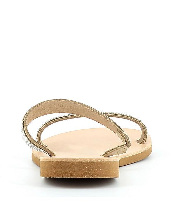 Evita Shoes Sandalen creme