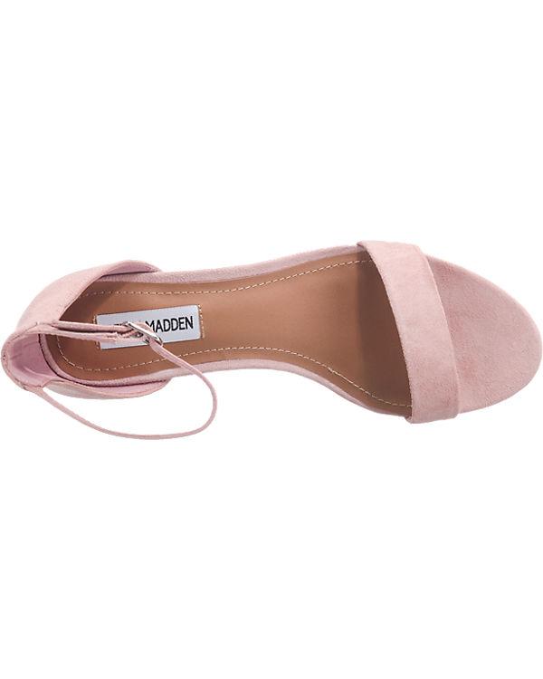 STEVE MADDEN Irenee Sandaletten rosa