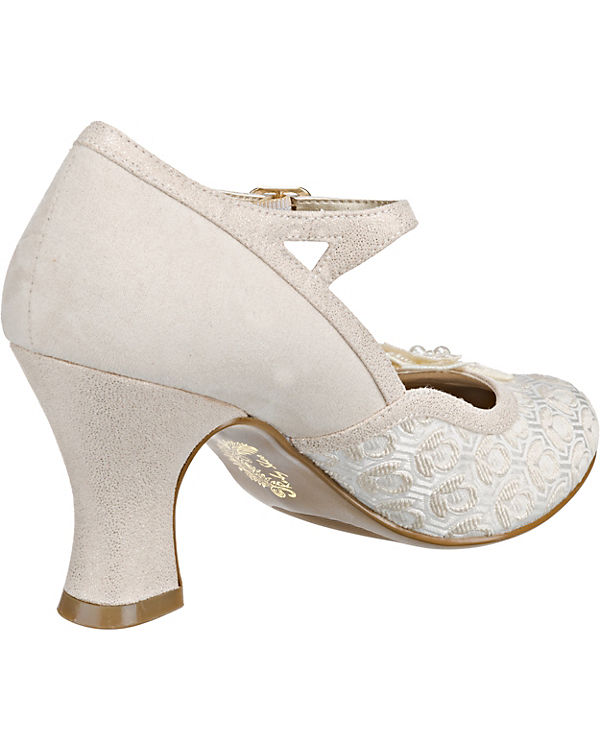 Ruby Shoo Amelia Pumps creme