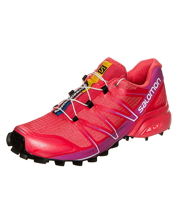 Salomon Speedcross Pro Trail Laufschuhe rot