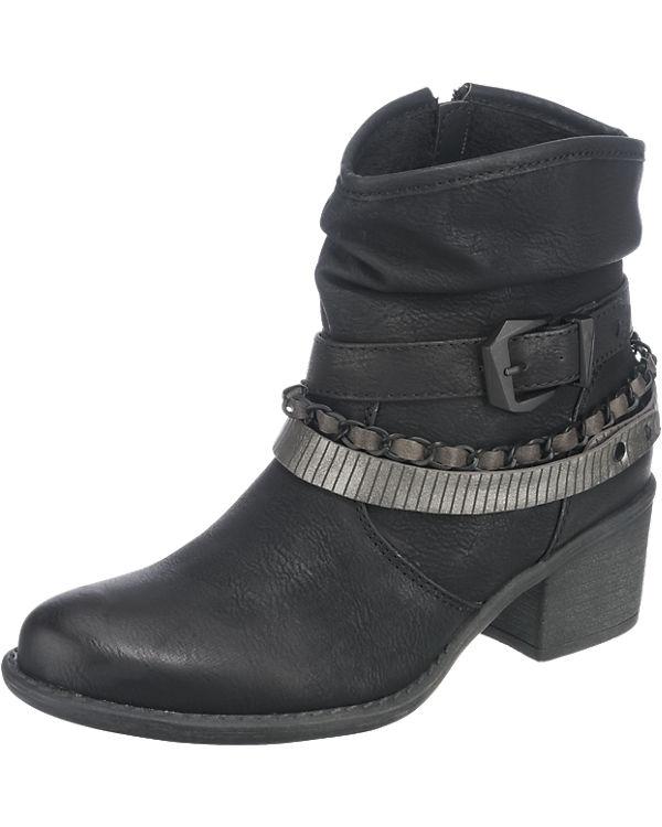 Jane Klain Stiefeletten schwarz Modell 1