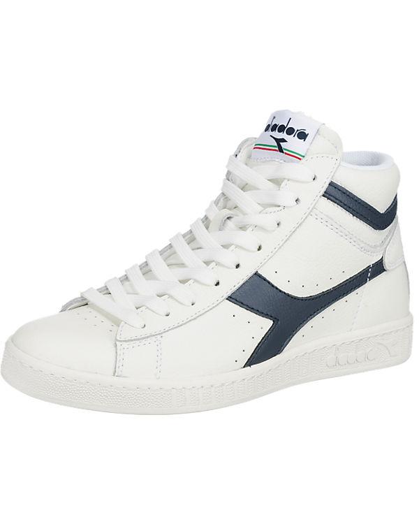 Diadora Game Sneakers weiß