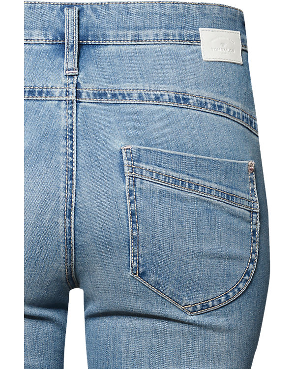 TOM TAILOR Jeans Relaxed Tapered blau