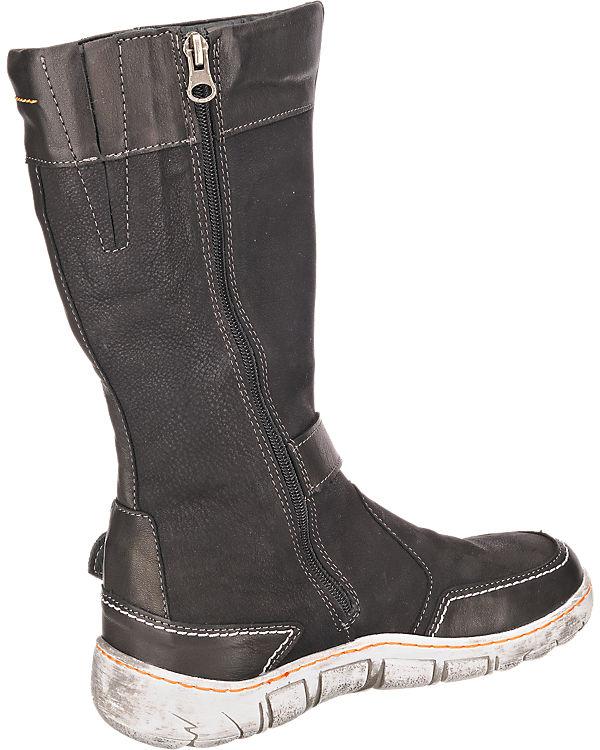 Kacper Stiefel schwarz