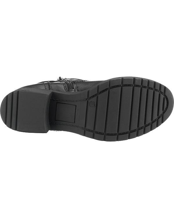 Taxi Shoes Stiefeletten schwarz