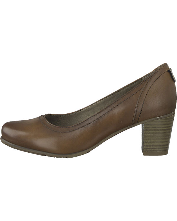 Jana Pumps braun