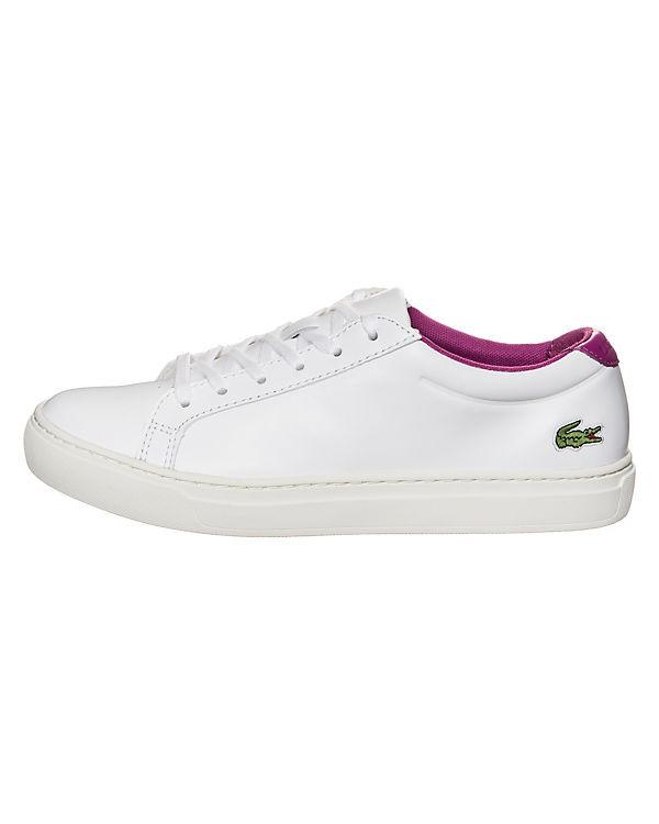 Lacoste L.12.12 Sneakers weiß