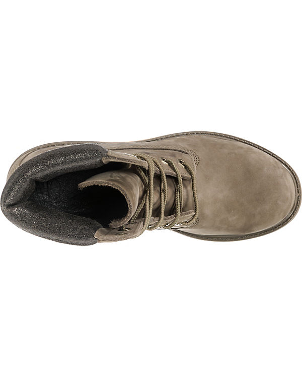 Timberland 6In Premium Boot Stiefeletten grau