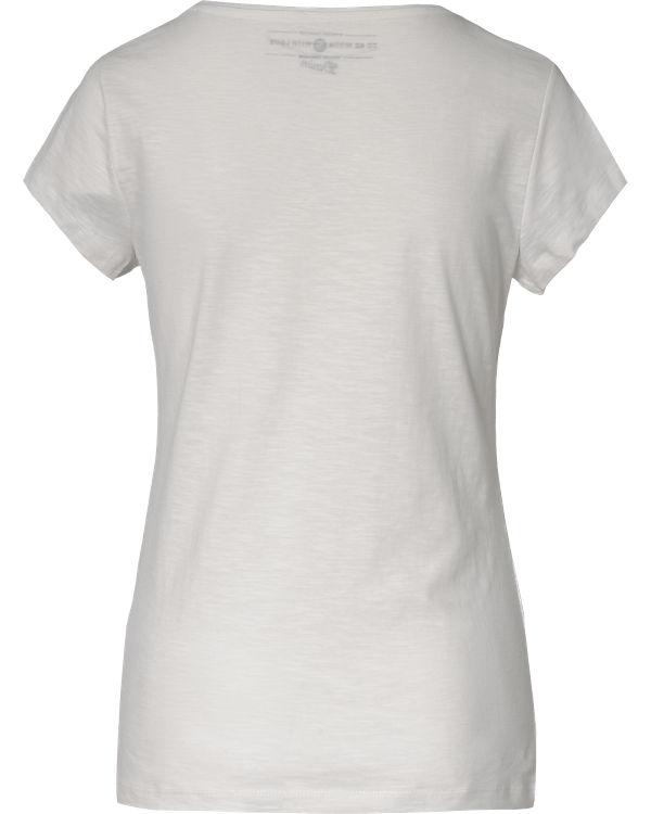 TOM TAILOR Denim T-Shirt offwhite