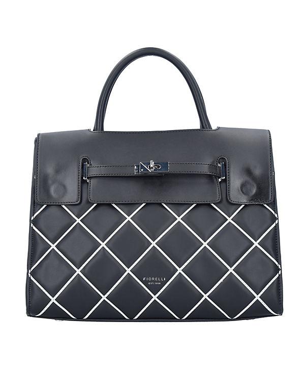 Fiorelli Harlow Handtasche 33 cm schwarz-kombi
