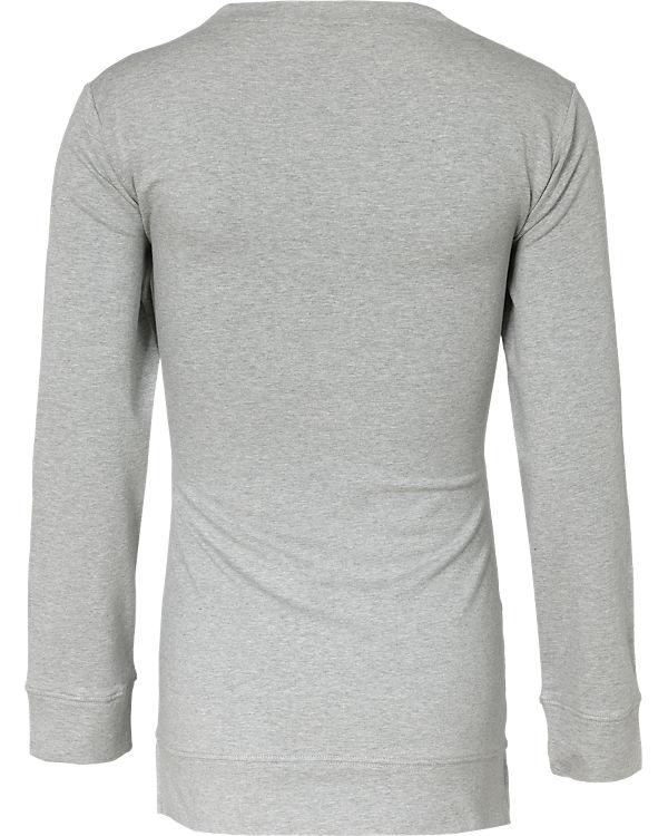 boob Stillpullover, Organic Cotton grau