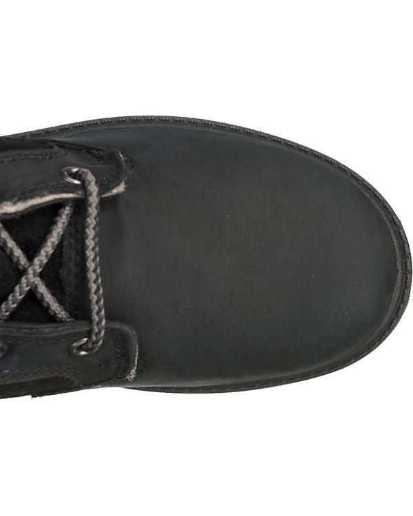 kamik Rogue9 Stiefel wasserdicht schwarz
