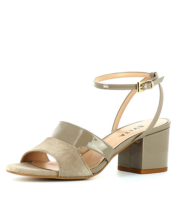 Evita Shoes Sandaletten khaki