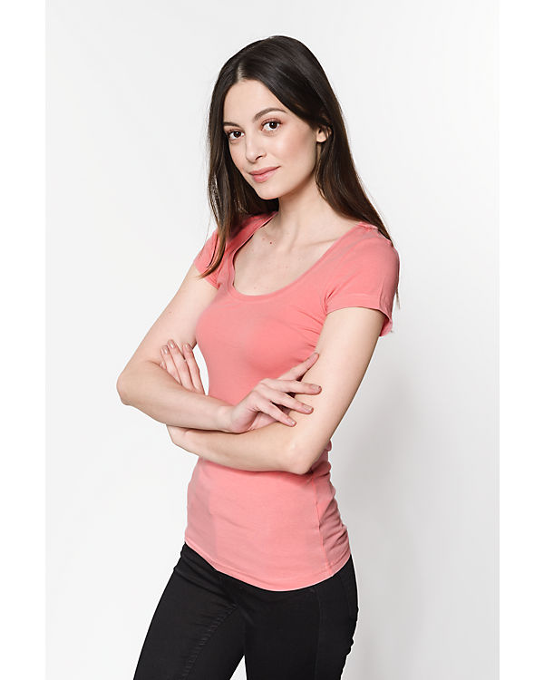 REVIEW T-Shirt pink
