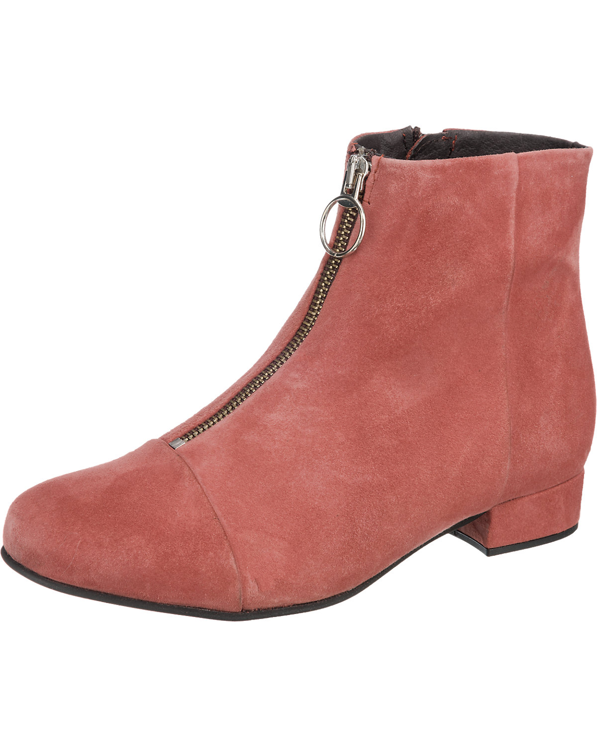 Pavement, Pavement Sille zip Stiefeletten, rosa