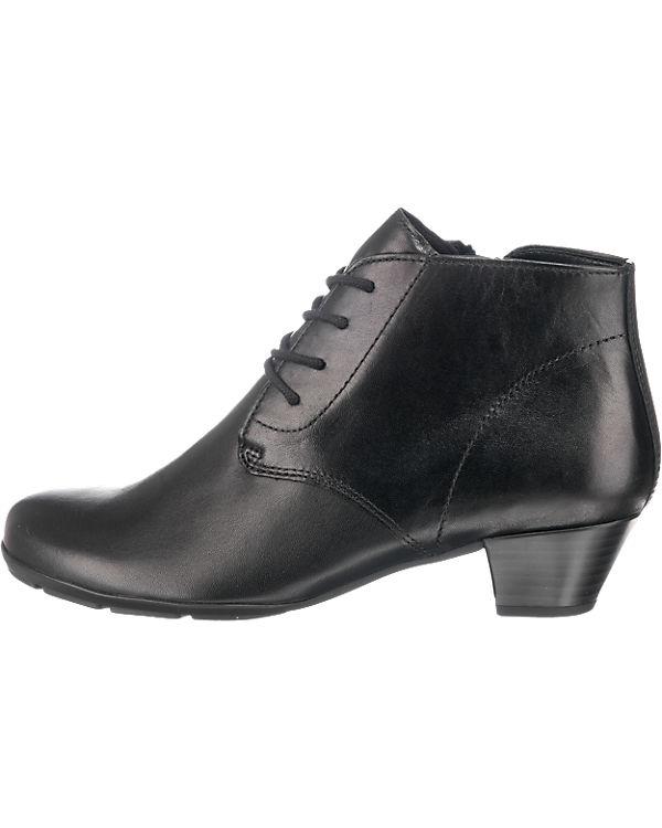Gabor Stiefeletten schwarz Modell 1