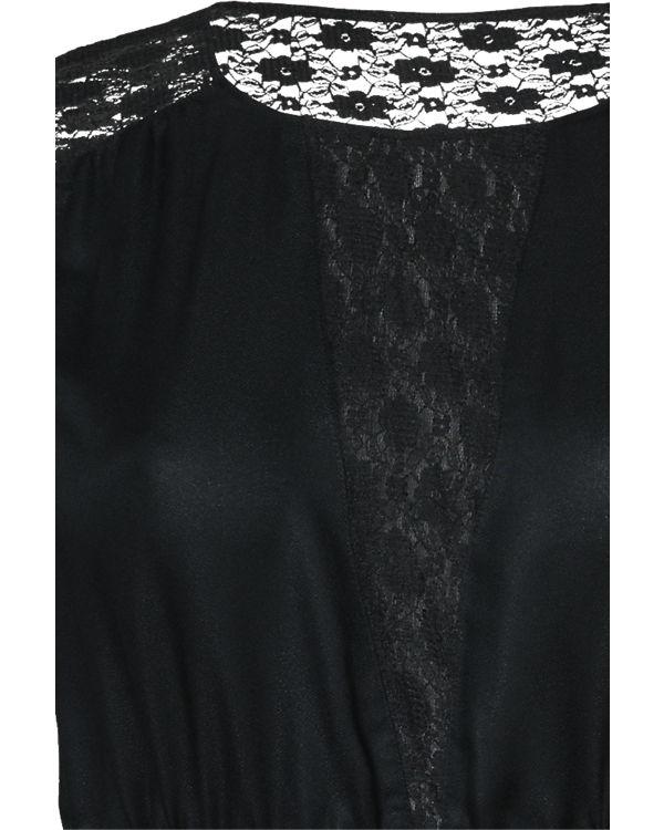 Zizzi Blusenkleid schwarz
