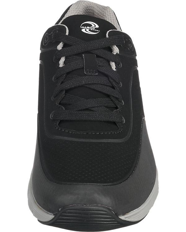 Gabor Sportschuhe schwarz