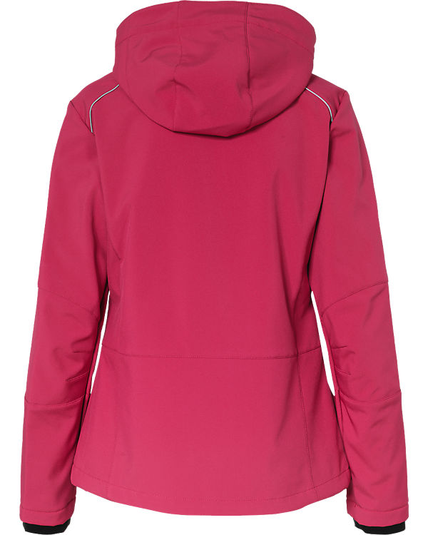 CMP Softshelljacke Regular Fit pink