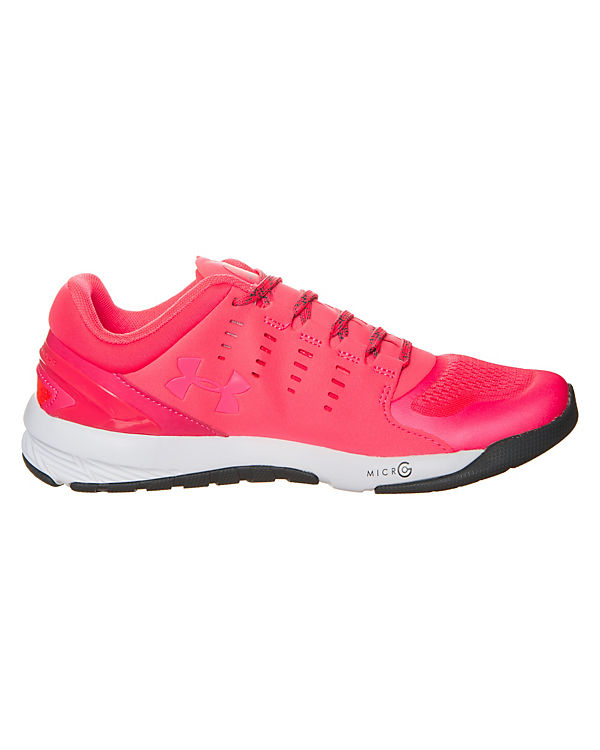 Under Armour Charged Stunner Trainingsschuh rosa