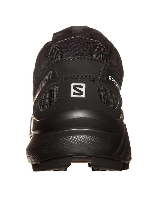 Salomon Speedcross 4 Trail Laufschuh schwarz