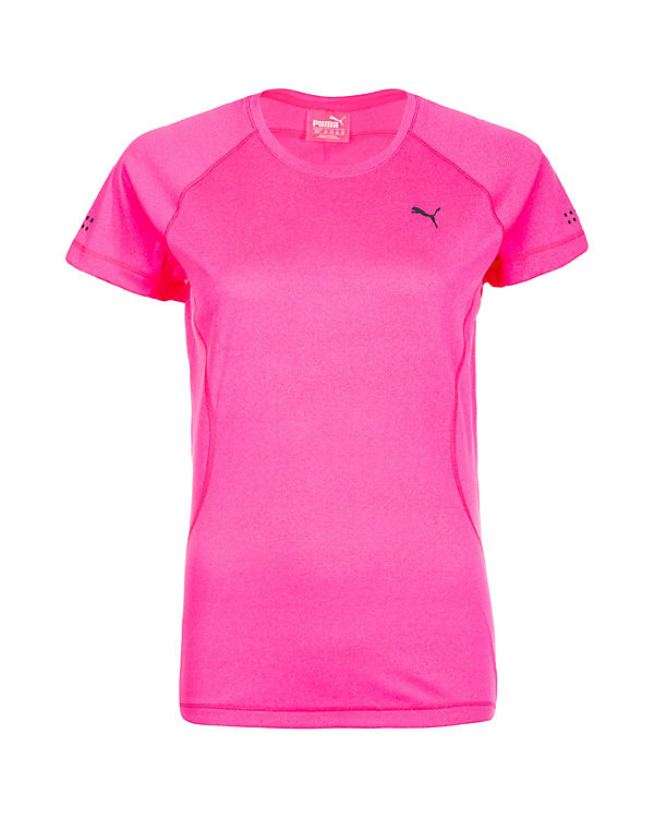 PUMA NightCat Laufshirt pink