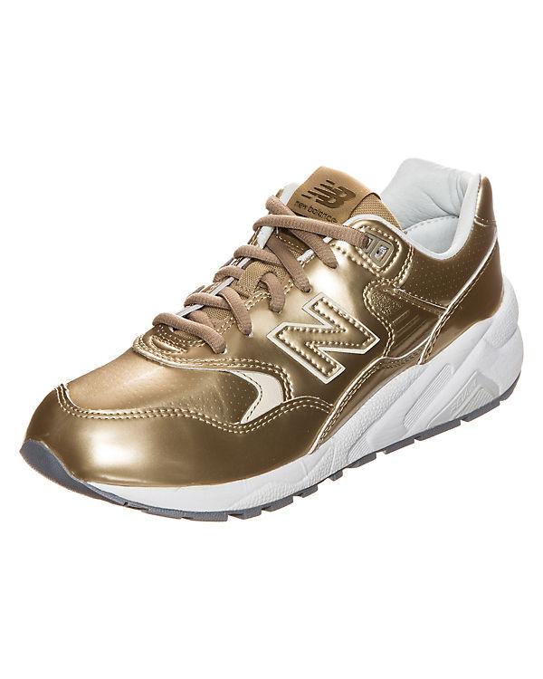 New Balance WRT580-MG-B Sneaker Damen gold