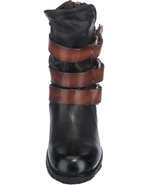 A.S.98 XUPER Stiefel schwarz