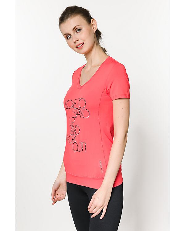 Energetics T-Shirt Gapela rot